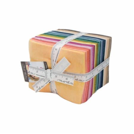 Grunge Fat Quarter Bundle Light Colorstory