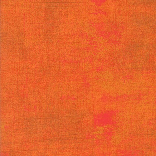 Grunge in Russet Orange