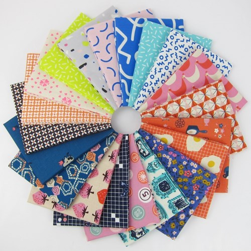 Kim Kight Stash Builder Fat Quarter Bundle