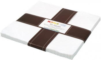 Kona White Ten Squares