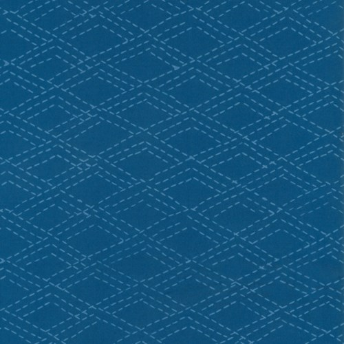 Lattice in Cerulean