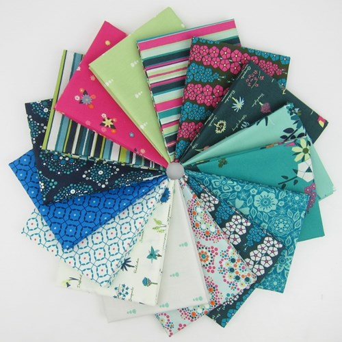 Loved to Pieces Fat Quarter Bundle by Matthew Boudreaux