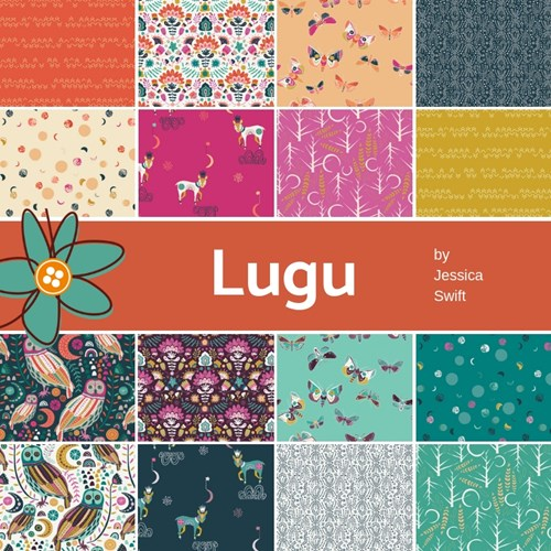 Lugu Fat Quarter Bundle by Jessica Swift
