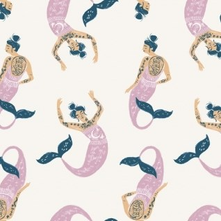 Mermaids in Marshmallow