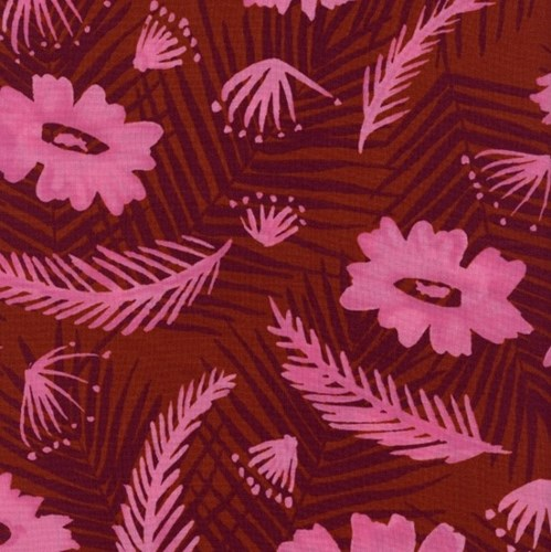 Palm Springs Bouquet in Pink RAYON
