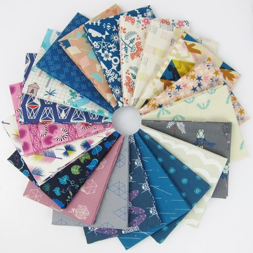 Rashida Coleman-Hale Stash Builder Fat Quarter Bundle