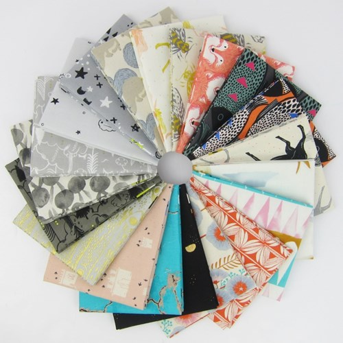 Sarah Watts Stash Builder Fat Quarter Bundle