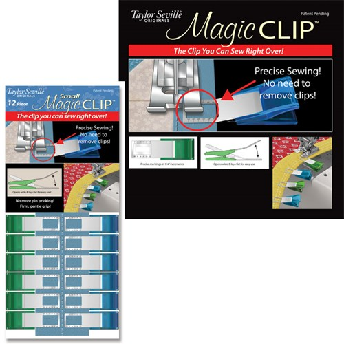 Small Magic Clips 12 Pack
