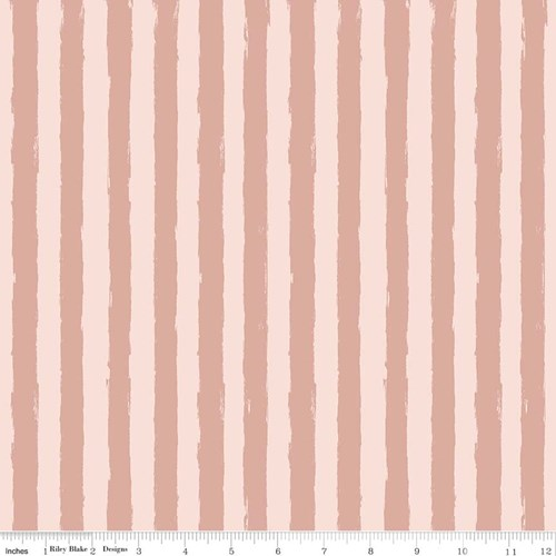 Sparkle Stripe in Pink