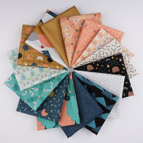 Special Delivery Fat Quarter Bundle