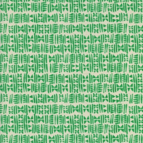 Stamps in Emerald City UNBLEACHED COTTON