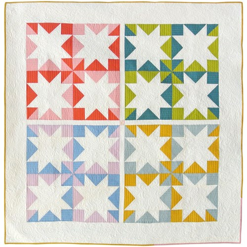 Stars Hollow Quilt Kit
