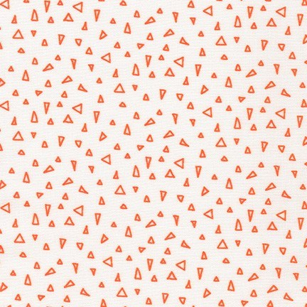 Tiny Triangles in Orange