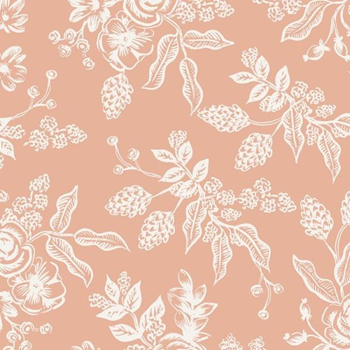 Toile in Peach