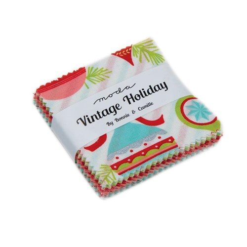 Vintage Holiday Mini Charm Pack