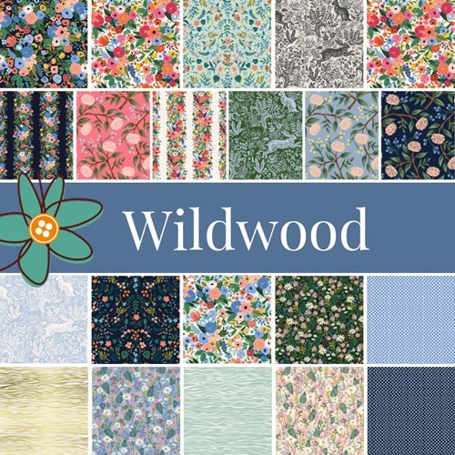 Wildwood Complete Fat Quarter Bundle