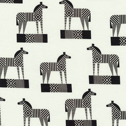 Zebras in Retro