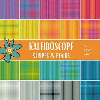 Kaleidoscope Stripes and Plaids | Alison Glass