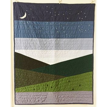 Nina Dodge of SkyClad Quilts