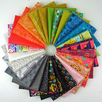 Alison Glass Rainbow Fat Quarter Bundle