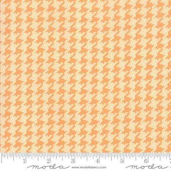 All Hallow's Eve Houndstooth - Pumpkin