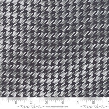 All Hallow's Eve Houndstooth - Midnight