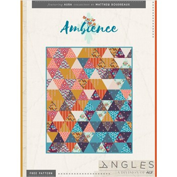 Ambience Quilt Pattern