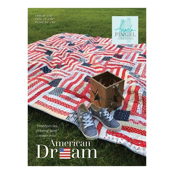 American Dream Quilt Pattern by Angela Pingel
