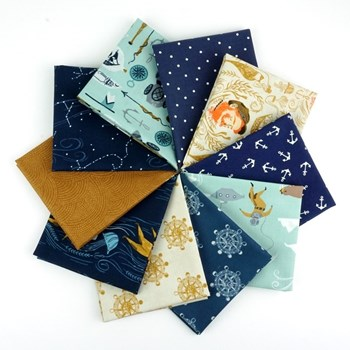 Aweigh North Fat Quarter Bundle