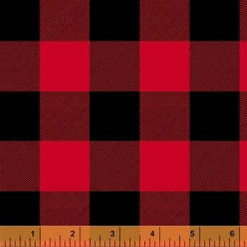 "Buffalo Plaid 108"" Wide"