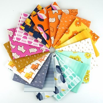 Butterscotch Fat Quarter Bundle