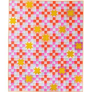 Campfire Glow Quilt Pattern | Then Came June