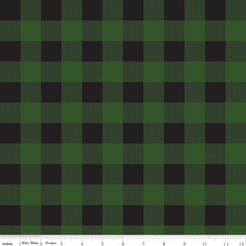 Camping Plaid - Green