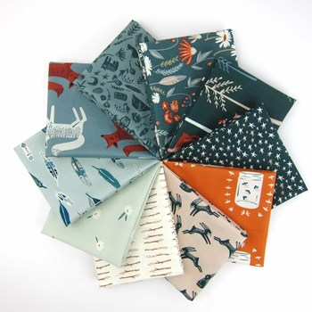 Campsite Fat Quarter Bundle
