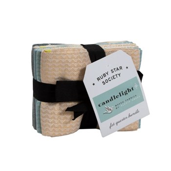 Candlelight Woven Fat Quarter Bundle