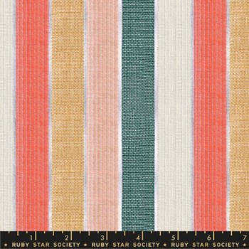 Candlelight Woven Jubilee - Holiday Stripe