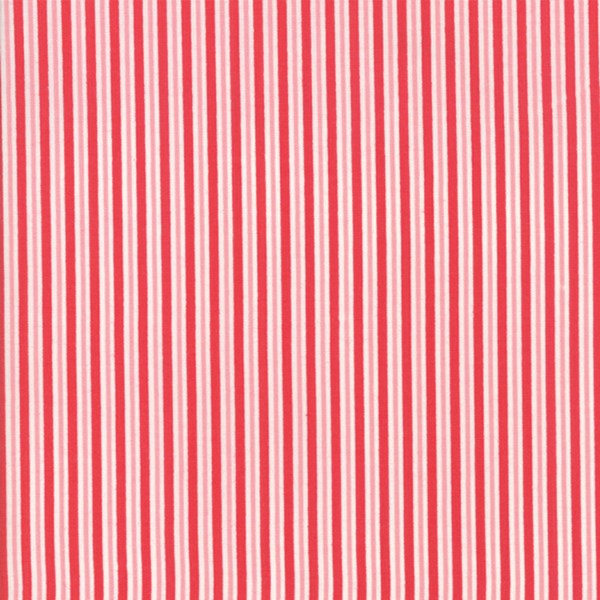 Candy Cane Stripe - Red