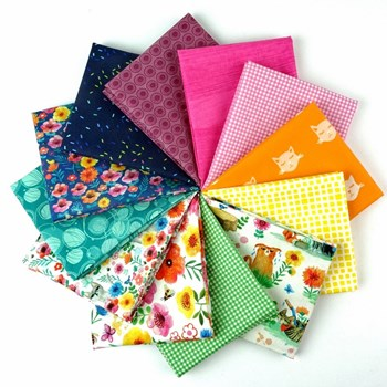 Catitude Fat Quarter Bundle