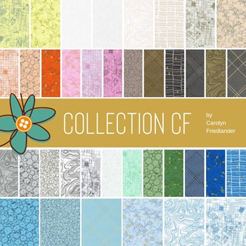 Collection CF Charm Pack by Carolyn Friendlander - Original Colorstory
