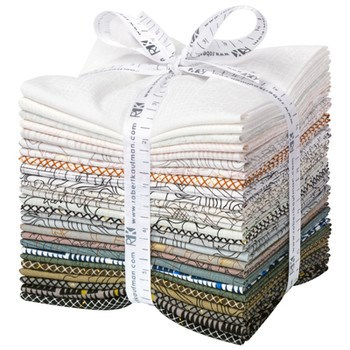 Collection CF Fat Quarter Bundle by Carolyn Friendlander - Neutral Colorstory