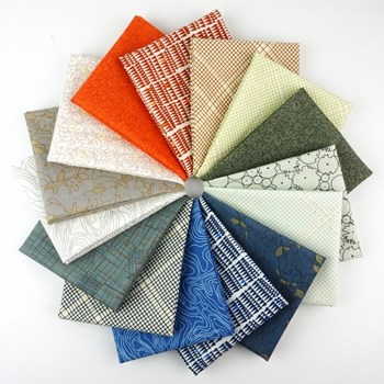 Collection CF Fat Quarter Bundle by Carolyn Friendlander | New Colors 2020