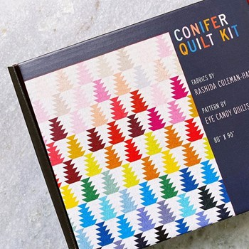 Conifer Quilt Kit