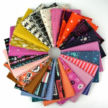 Cotton + Steel Halloween Fat Quarter Bundle