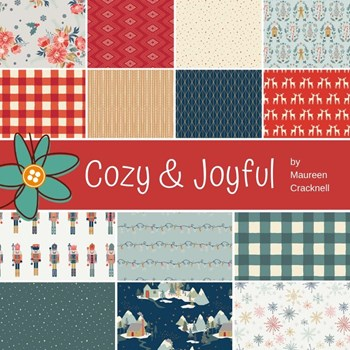 Cozy & Joyful Fat Quarter Bundle