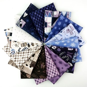 Cozy Up Fat Quarter Bundle