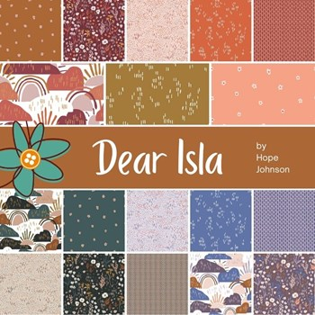 Dear Isla Layer Cake | Hope Johnson | 42 Pieces