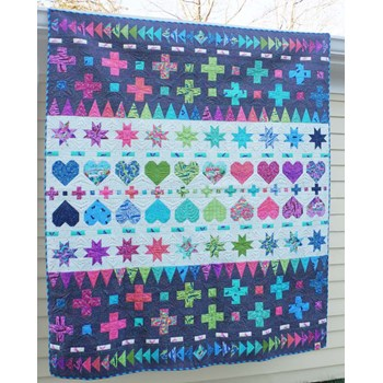Decorative Stitches Quilt Pattern