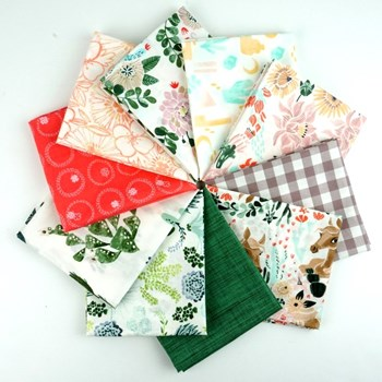 Desert Bloom Fat Quarter Bundle