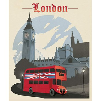 Destinations Poster Panel - London