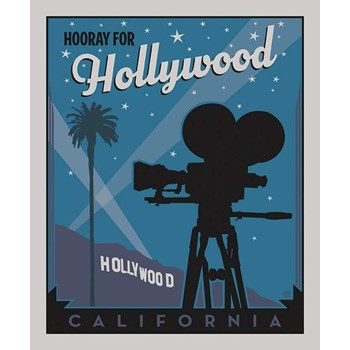 Destinations Poster Panel - Hollywood